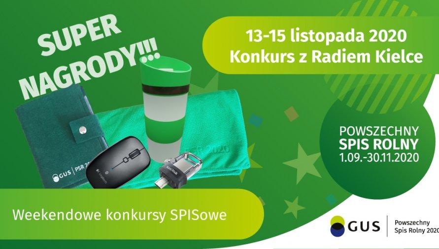 Weekendowy Konkurs SPISowy z Radiem Kielce (edycja XI)